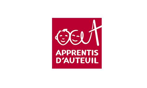 Génia soutient les Apprentis d'Auteuil